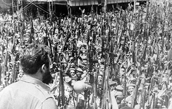Como en Girón, el pueblo de Cuba pelearía hoy por el Socialismo