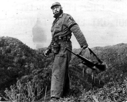 Fidel trajo la victoria en Altos de Mompié