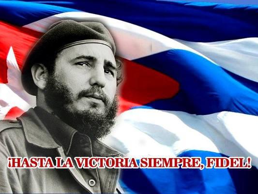 Fidel no ha muerto, está en Camagüey