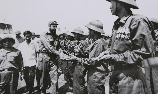 Homenaje a Fidel Castro en Vietnam
