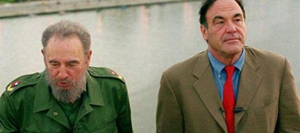 Confiesa Oliver Stone que conocer a Fidel le causó gran impresión