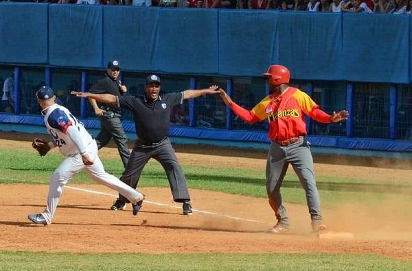 Abre ganando Matanzas ante Camagüey la final del campeonato cubano de Béisbol