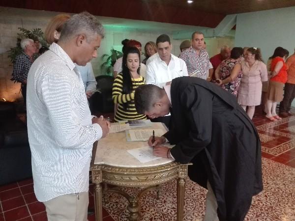 Asumen su cargo en Camagüey jóvenes fiscales de tres provincias cubanas (+ Fotos)