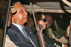 Acusa Fiscalía general de Haití a ex dictador Duvalier por robo y corrupción