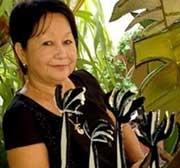 Flora Fong en Camagüey: el arte joven es el arte del futuro