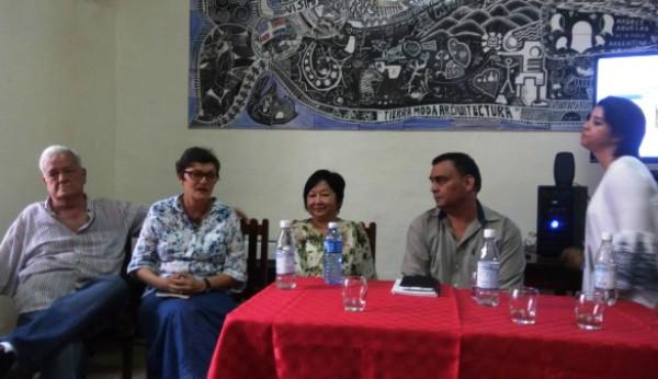 Presentan multimedia sobre obra de la camagüeyana Flora Fong