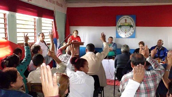 Cuba nomina hoy a candidatos a asambleas provinciales del Poder Popular y Parlamento
