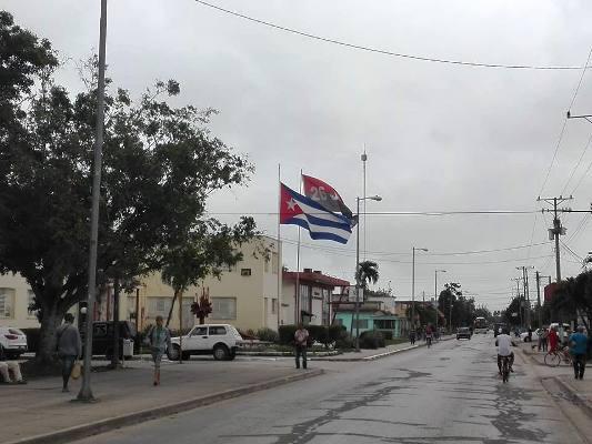 En Floride, Camagüey, vaste programme investisseur dans je salue le 26 juillet