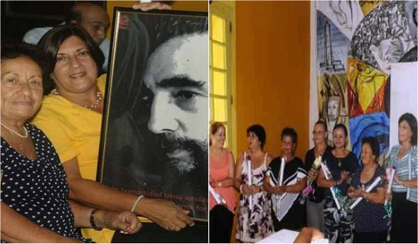 OSPAAAL rinde tributo a mujeres cubanas y de otras naciones