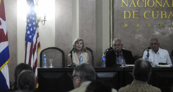 Ponderan expertos norteamericanos pericia de Cuba en Medicina Legal