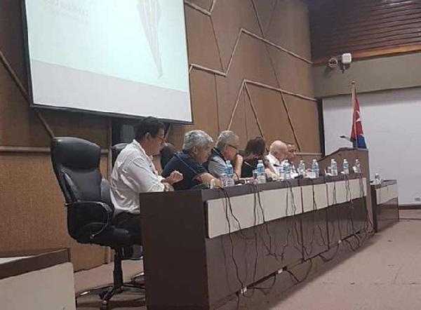Sesiona en La Habana reunión del Grupo de Trabajo del Foro de Sao Paulo