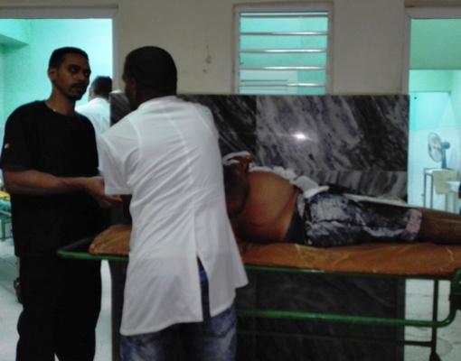 Una fallecida y 38 lesionados en accidente de tránsito en Camagüey