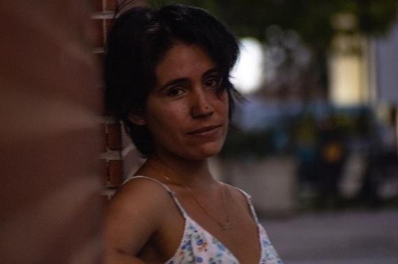En Voces del gentío, este sábado, la poseía de una joven camagüeyana