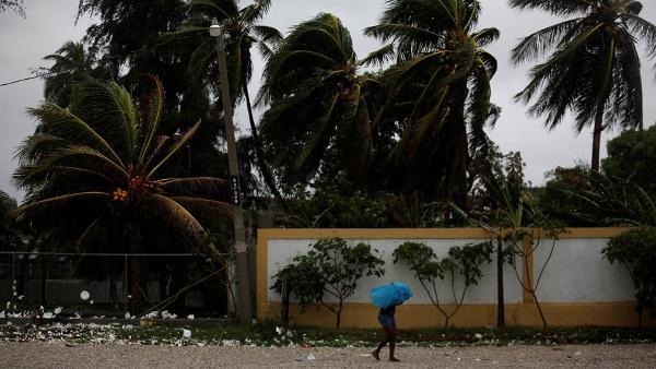 Huracán Matthew deja nueve muertos en Haití