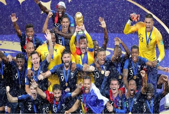 Francia conquista el Mundial de Rusia-2018 (+ Fotos)