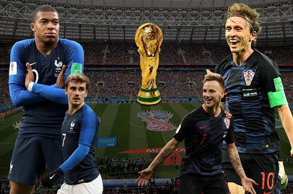 Al concluir partido Francia- Croacia FIFA anunciará Balón de Oro del Mundial