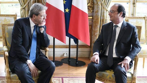 Francia e Italia a favor nuevo proyecto europeo de integración