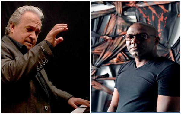 Dedica cubano Jesús Lara exposición personal al pianista Frank Fernández