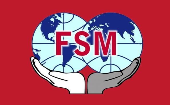 Imagini pentru federacion sindical mundial