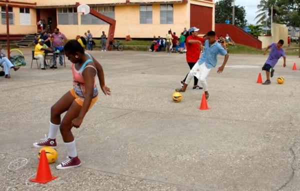 Cuba prepara nuevo año lectivo en escuelas deportivas