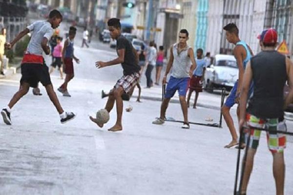 Comienza mañana en Camagüey torneo de Fútbol callejero