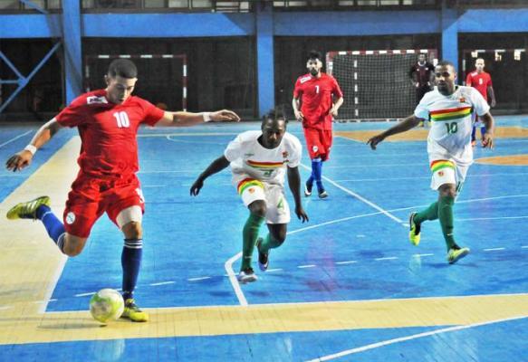 Competirá atleta camagüeyano en Campeonato regional de Fútbol sala
