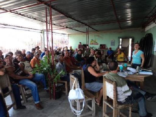 Camagüey por reducir vulnerabilidades de ecosistemas de explotación ganadera ante el cambio climático