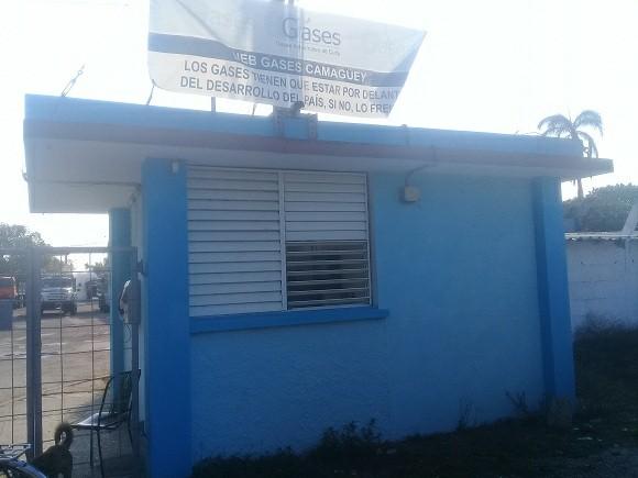 Garantizan vitalidad de los servicios trabajadores camagüeyanos de Gases Industriales (+ Fotos y Audio)