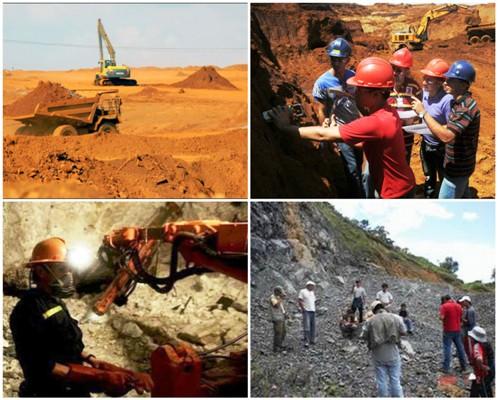 Resaltan potencial científico de geólogos-mineros cubanos
