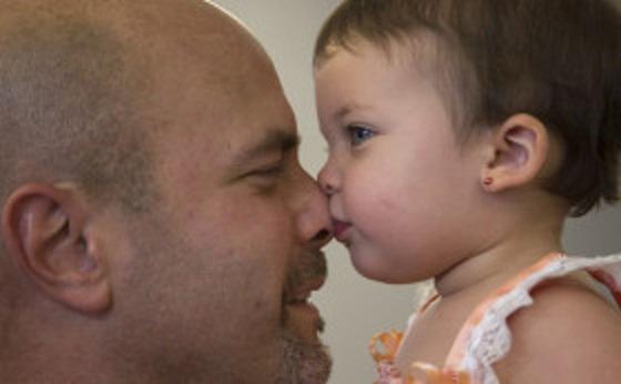 Gema, Ámbar y Gerardito, el añorado sueño de un padre (+Audio y Fotos)