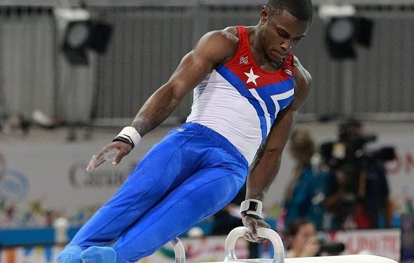 Clasifican gimnastas cubanos a Panamericanos Lima 2019