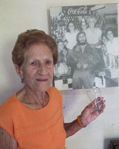 En Camagüey, remembranzas con suave aroma de mujer