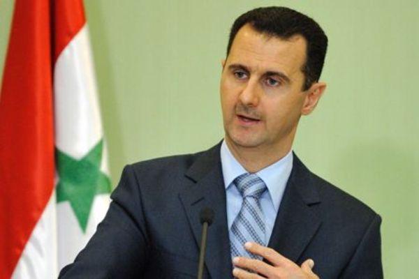Presidente sirio felicita al mandatario cubano
