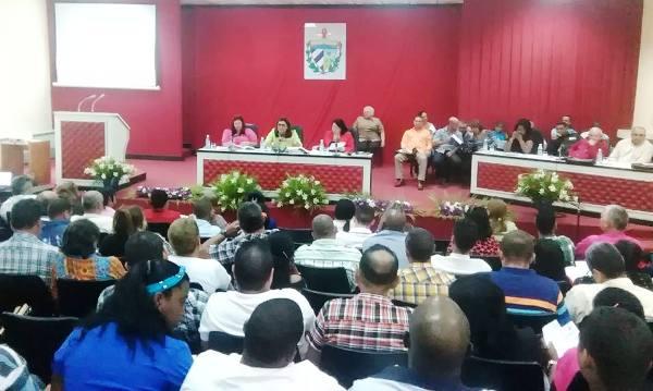 Convocados los camagüeyanos a incrementar su aporte al desarrollo (+ Audio)