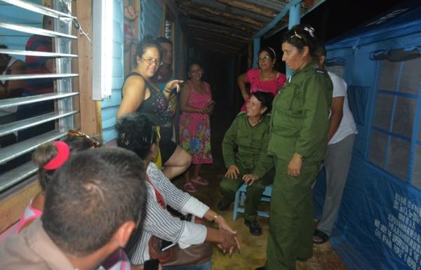 Estar junto al pueblo, máxima del Poder Popular en Camagüey
