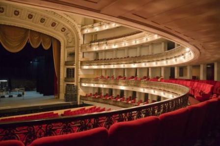 Destacan trabajo de restauración en Gran Teatro de La Habana