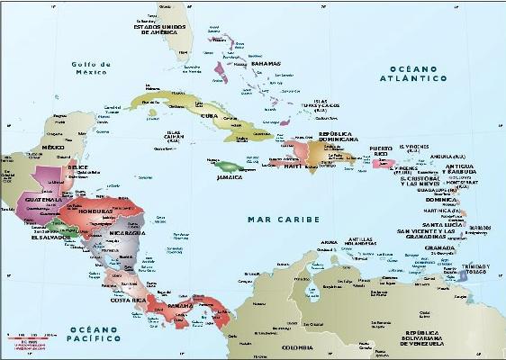 Cuba propone acortar distancias en el Caribe