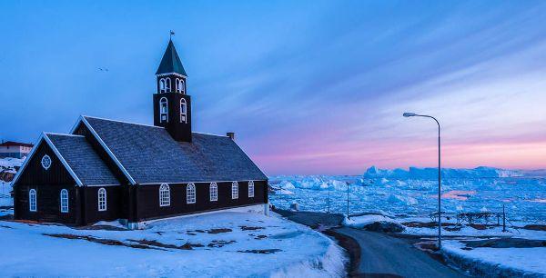 Investigadores aseguran que el hielo de Groenlandia es tóxico