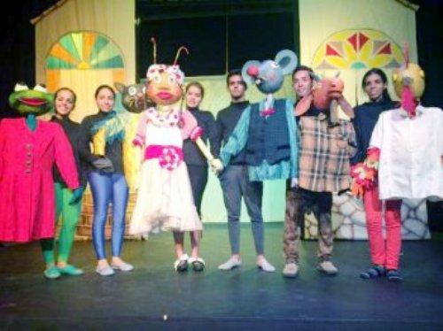 La fiesta del títere reconoce a sus creadores en Camagüey (+Audio)