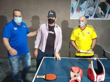 Inauguran combinado Deportivo en La Jagua, poblado al sur de Camagüey (+Foto)