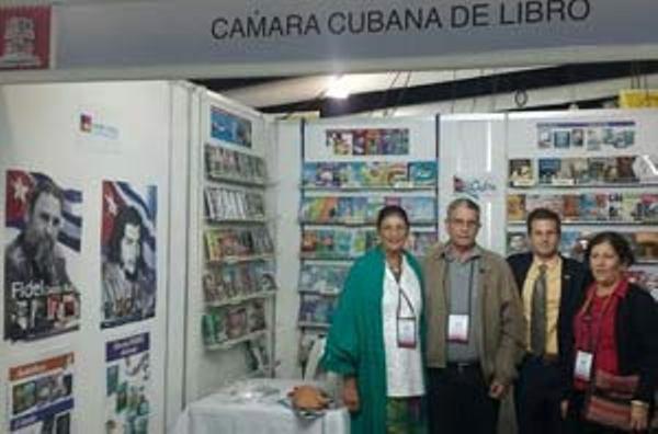 Variada propuesta de Cuba en Feria Internacional del Libro en Guatemala