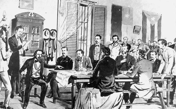 Parlamento cubano convoca a tuitazo por 150 años de la Constitución de Guáimaro