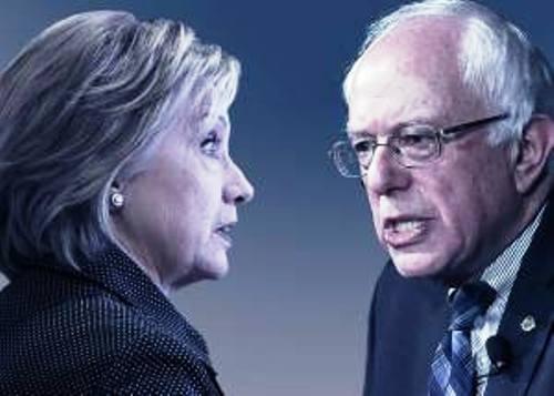 Clinton y Sanders se debaten ante expectativas demócratas