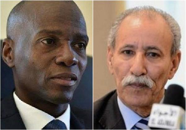 Visitarán Cuba presidentes de Haití y de la República Árabe Saharaui Democrática