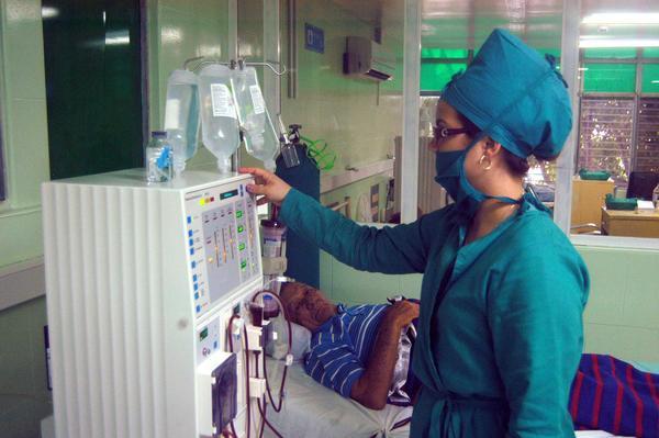 Funcionará próximamente en Camagüey nuevo centro de hemodiálisis