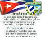 Notas del Himno Nacional, notas de la cultura cubana