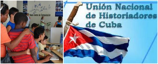 Establecen convenio de colaboración historiadores cubanos y Joven Clubes de Computación