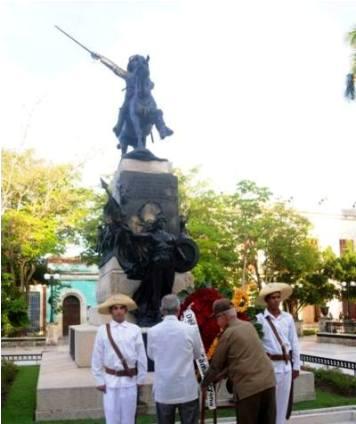 Homenaje camagüeyano a El Mayor (+ Audio y Fotos)