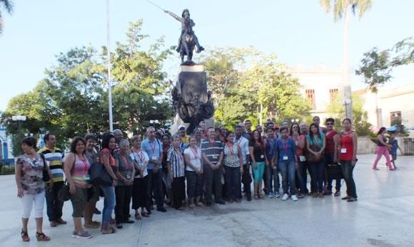 Comienza en Camagüey Evento Nacional de Patrimonio Histórico Azucarero