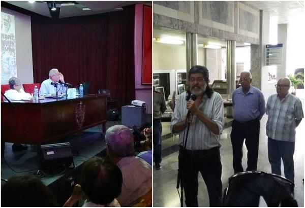 Homenaje al desaparecido intelectual cubano Armando Hart Dávalos